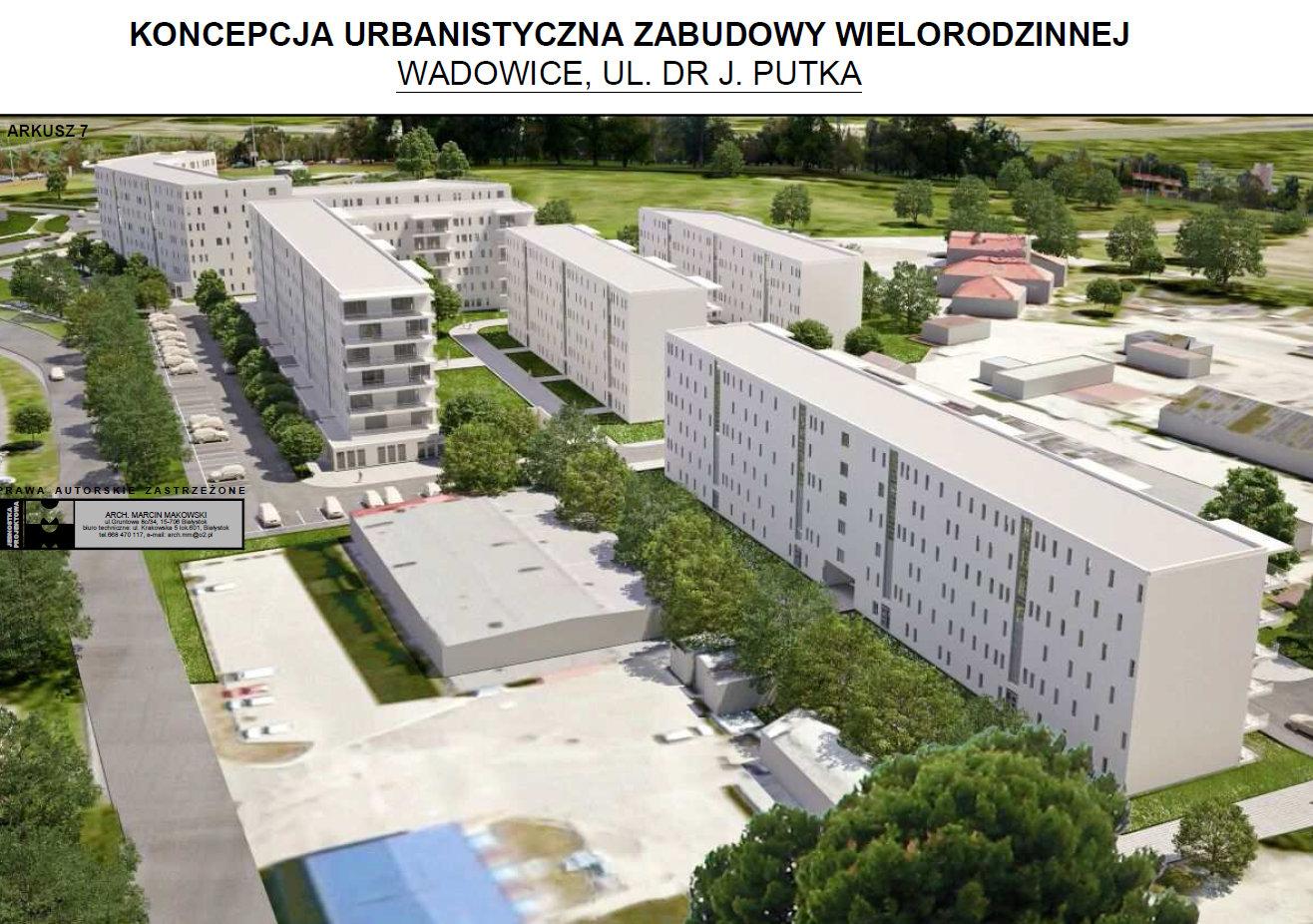 Na terenie dzisiejszych zakładów ZPC Skawa powstanie duże osiedle mieszkaniowe.