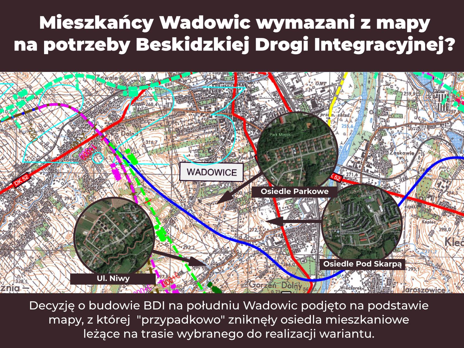 BDI MEM Mapa